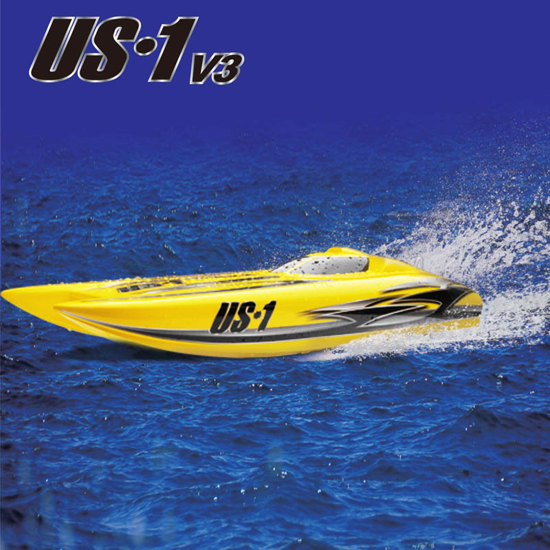 Good Brushless Power Catamaran Speed Boat Us1 Joysway Hobby