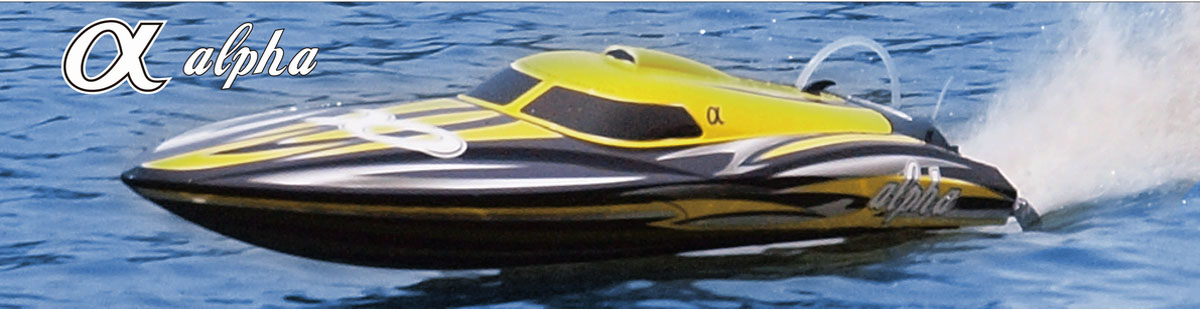 RC Speed Boat Josway alaph 8901