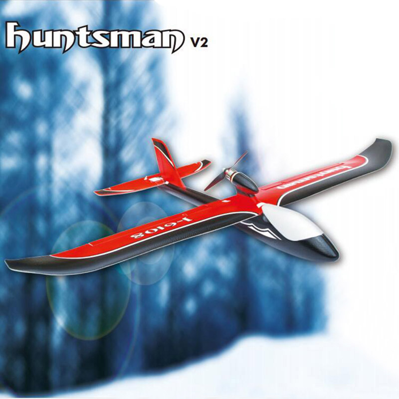 Best Electric RC RTF Glider Airplane Huntsman 6108