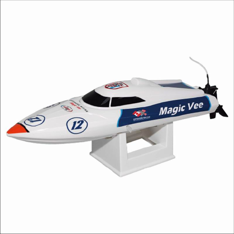 Little Remote Control Speed Boat Magic Vee 8106