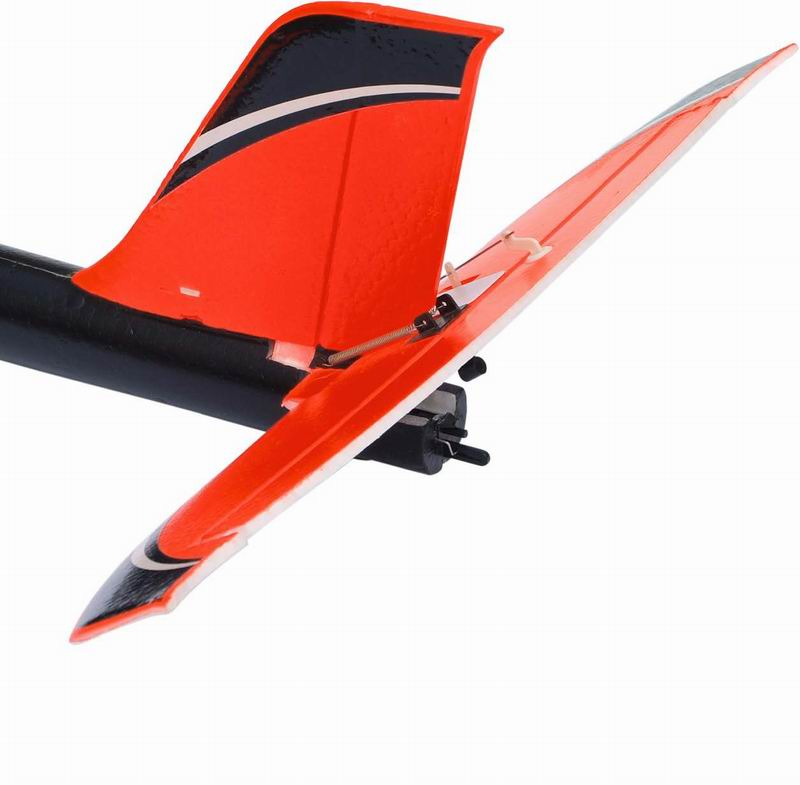 Back Side of Best Electric RC RTF Glider Airplane Huntsman 6108