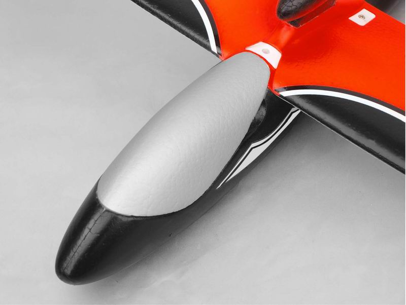 Front Side of Best Electric RC RTF Glider Airplane Huntsman 6108