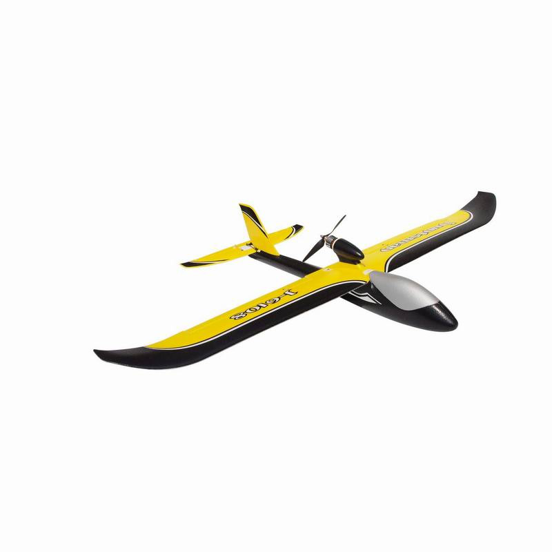 Yellow Color Best Electric RC RTF Glider Airplane Huntsman 6108