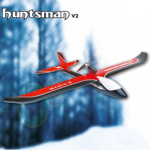 Best Electric RC RTF Glider Airplane for Beginners Huntsman 6108