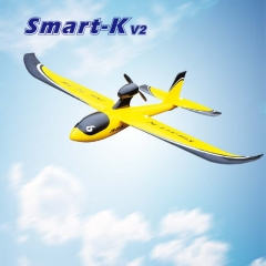 Buy Mirco Mini Remote Control Glider Plane Kit Smart-K 6106