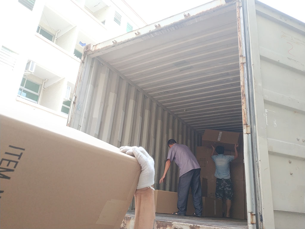 Joysway Factory Shipping Container Goods to Customer6